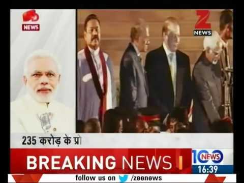 ISRO launches South Asia Satellite into the orbit