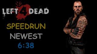 Left 4 Dead Solo Speedrun 6 Minutes Crash Course World Record