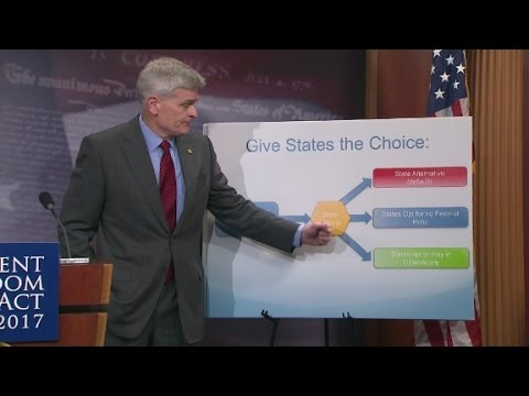 Sen. Cassidy introduces Obamacare alternative