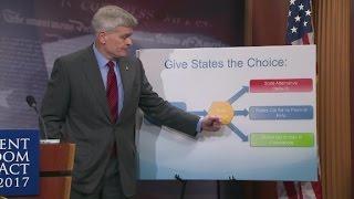 Sen  Cassidy introduces Obamacare alternative