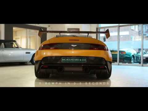 Aston Martin GT12 - Nicholas Mee & Co Ltd - Aston Martin Heritage Specialists