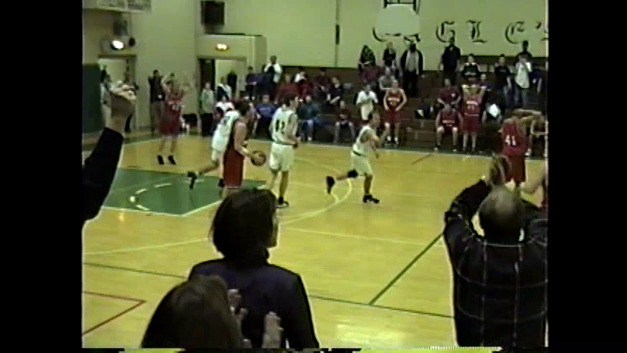 Mike Barcomb Hits the Game Winner  12-18-98