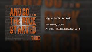 Provided to YouTube by Believe SAS Nights in White Satin · The Mood...