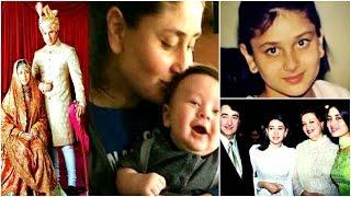 নায়িকা কারিনা কাপুর খান এর জীবন কাহিনী! | Biography of Bollywood Actress Kareena Kapoor 2017 !!