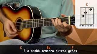 Três Lados - Skank (aula de violão simplificada)