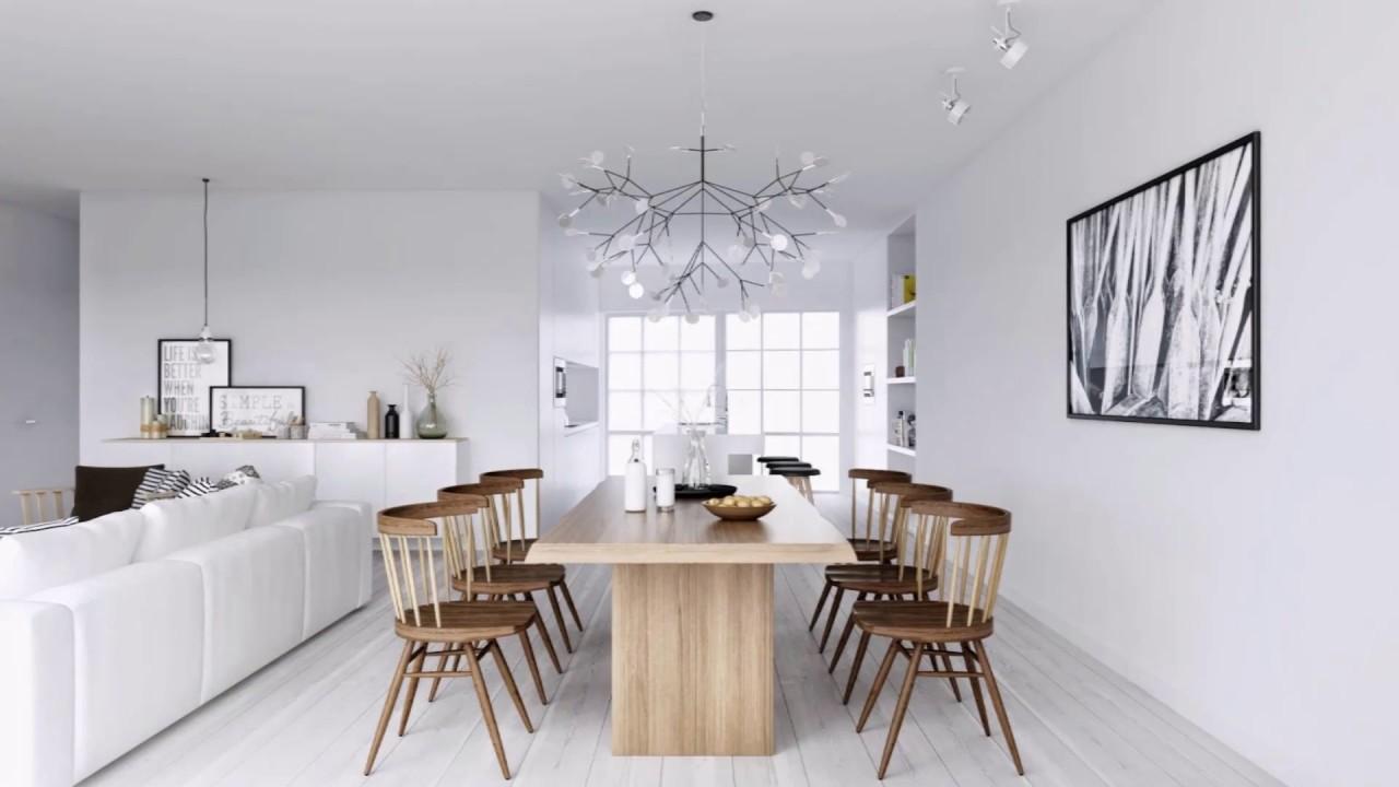 decoracin estilo nrdico escandinavo diseo de interiores