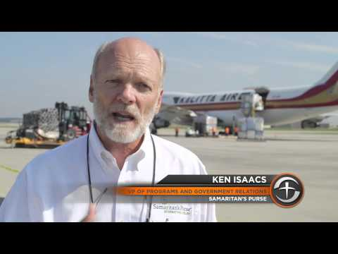 Airlift to Liberia to help fight Ebola