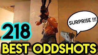 "CSGO - ""SURPRISE !"" - BEST ODDSHOTS #218 (+GIVEAWAY)"