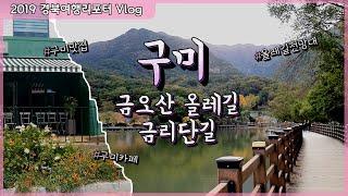구미 여행 금오산 올레길, 금리단길 코레아 경양식(맛집…