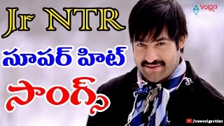 Jr NTR Super Hit Telugu Songs - Video Songs Jukebox