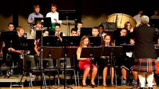 African Noel, Liberian Folk Song - Eight grade Band