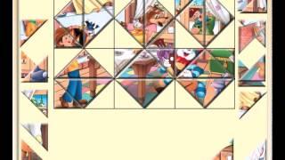 Пазлы для детей 7 лет онлайн бесплатно играть - Пазл