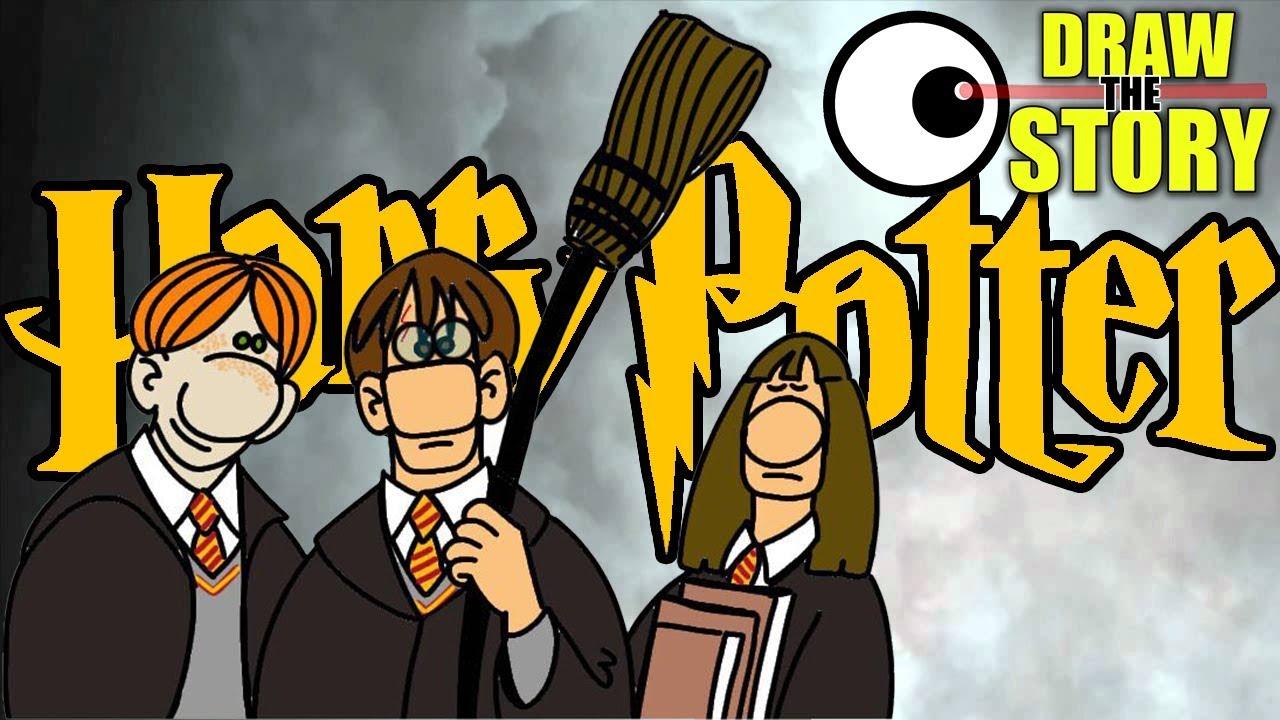 Download La STORIA COMPLETA di HARRY POTTER (forse...) ⚡ Draw The Story