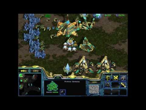 StarCraft Brood War (1.18 - Public Test Realm) 1v1 Connor5620 (P) vs Propionate (T)