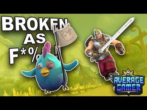 The BIGGEST Problems Right Now in Realm Royale!