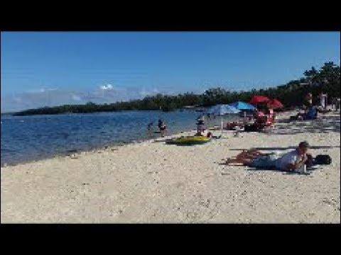 John Pennekamp C Reef State Park After Hurricane Irma Key Largo Florida Keys