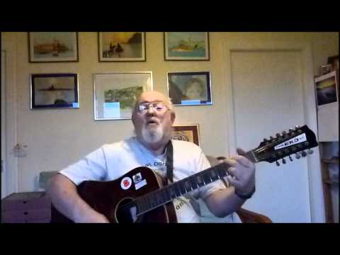 12-string Guitar: Give Me Joy In My Heart (Including lyrics and chords)