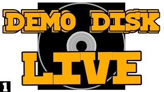 Demo Disk and Open Haus LIVE