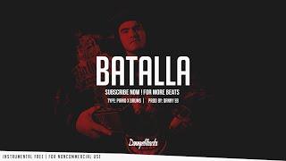 """""""Batalla"""" - Rap / Hip Hop Instrumental (Prod : Danny E.B)"""