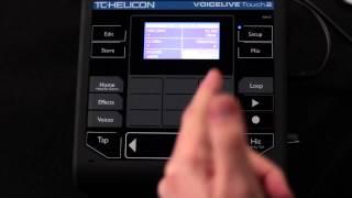 Дотик 2 ручних відео - Голова 3Ф - налаштування - міді