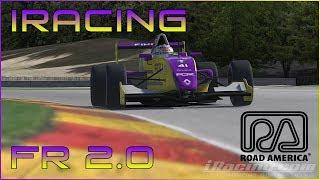 iRacing // Formula Renault 2.0 Hotlap // Road America (2:04.284)