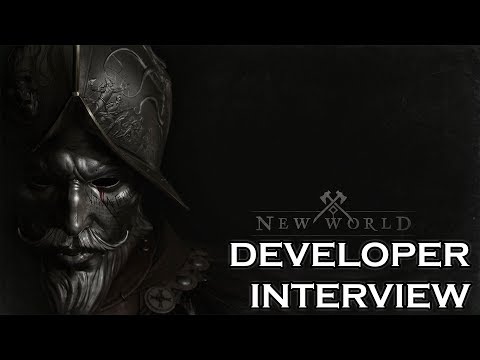 New World Developer Interview with Gameplay