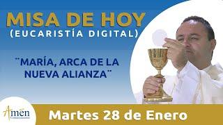 Misa de Hoy Eucaristía Digital Martes 28 de Enero 2020 l Padre Fabio Giraldo