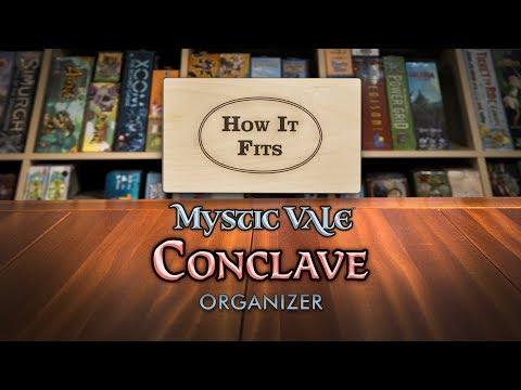 How It Fits: Mystic Vale - Conclave Organizer |