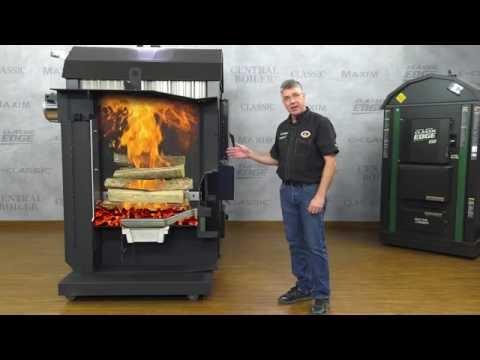 FireStar Combustion Controller │Central Boiler