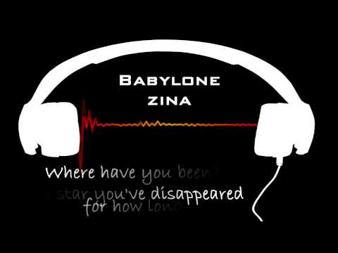 Babylone - Zina ( Lyrics in English)