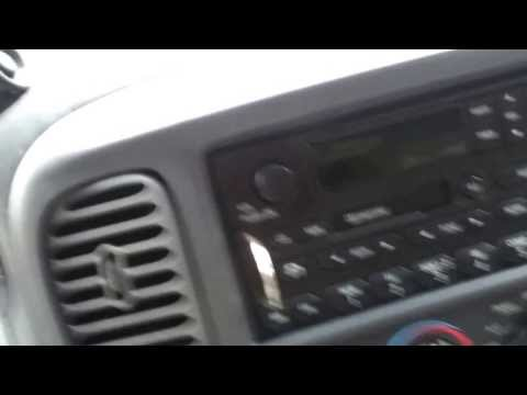 How to remove a 2001 Ford f150 stock radio