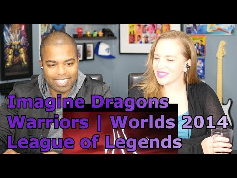 Imagine Dragons: Warriors | Worlds 2014 - League of Legends (REACTION 🔥)