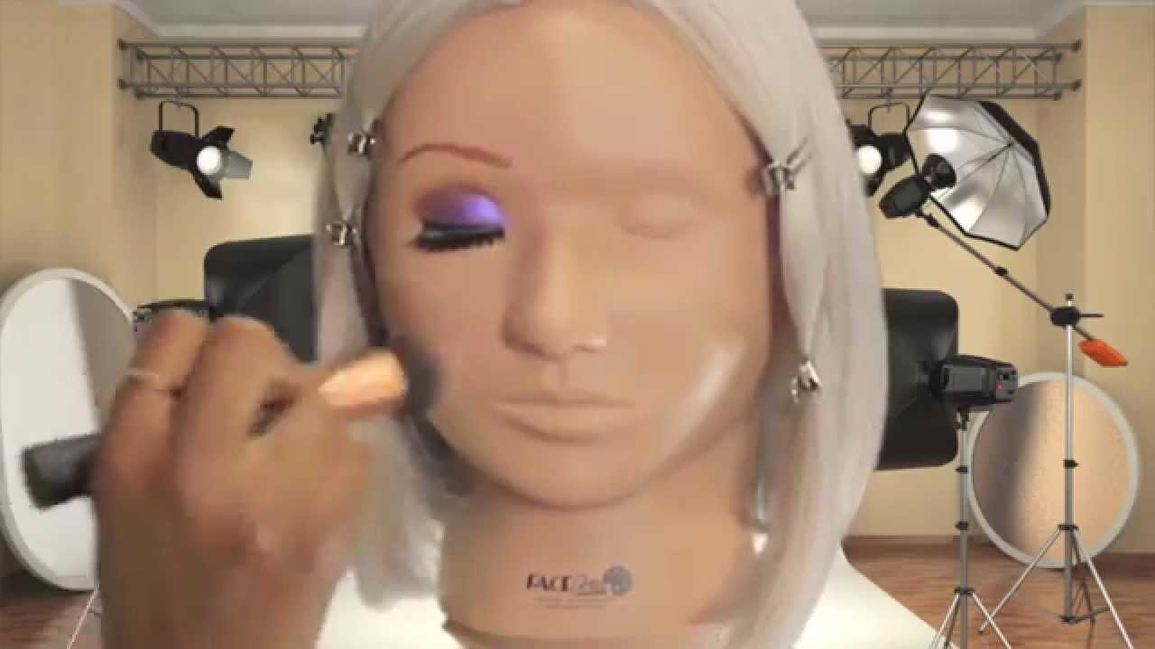 makeup mannequin demonstration youtube
