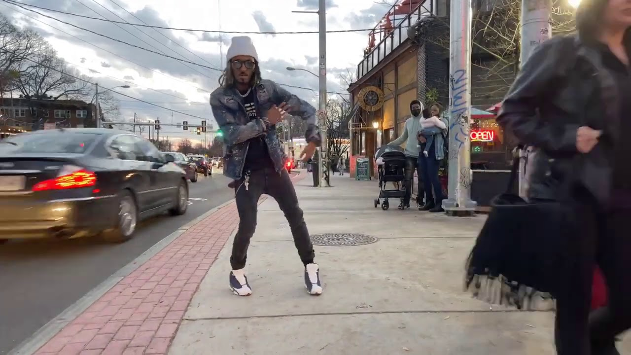 Cyberpunk2077 Night City Dance Cover