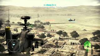 Ace Combat Assault Horizon :: (Mission 3) Red Moon :: (HD) :: Difficulty Ace