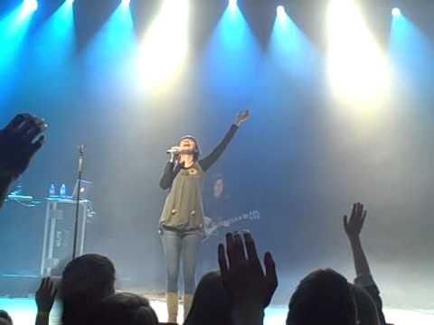 JESUS CULTURE - How He loves us!  04.03.2011 Riga