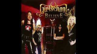 Girlschool - Hold On Tight (Believe 2004)