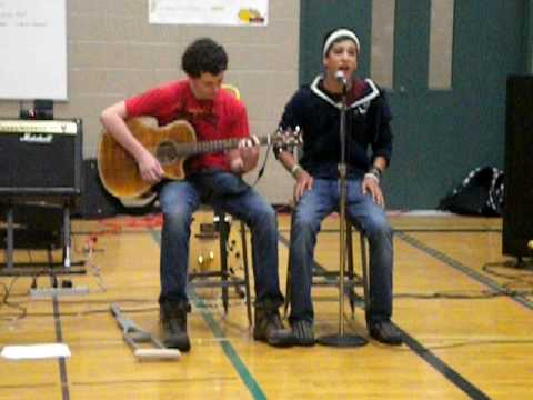 Sequim Middle school talent show 2010 (8/8)