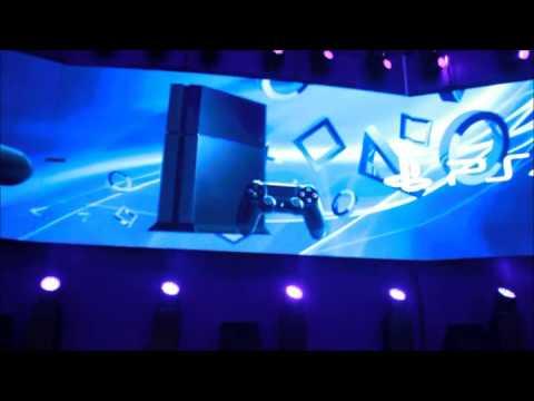 MÁSGAMERS TECH FESTIVAL VI - LIMA : PlayStation 4