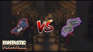 Frontier Stargun Vs Gunfists (Vs) Episode #2 (Fantastic Frontier)