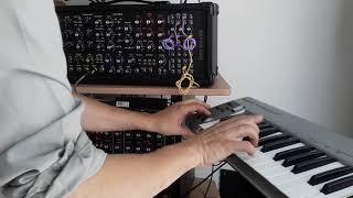 R1 NRSynth as a kink of Chick Corea Minimoog lead patch