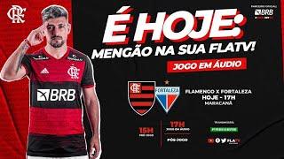 Flamengo x Fortaleza - Brasileirão 2020 Ao Vivo