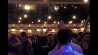 The Fever plays at Erin & Brad's Wedding, 8/25/12  (Lodge & Spa at Cordillera)