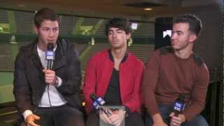 Jonas Brothers on Psy, One Direction, New Single & Album