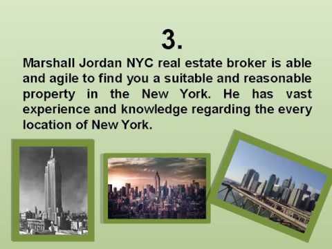 marshall jordan broker