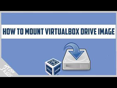 How to mount virtualbox drive image (vdi) in windows