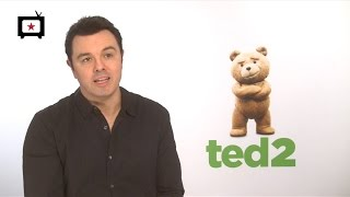 Seth MacFarlane got his nasty humor from his mother