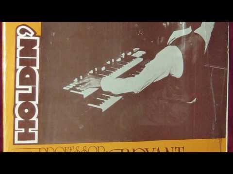 PROFESSOR LEON BRYANT Organ Super Solo hot Hammond organ jazz soul funk