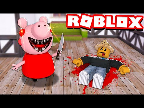 DO NOT TROLL PIGGY! (Roblox Piggy) SCARY