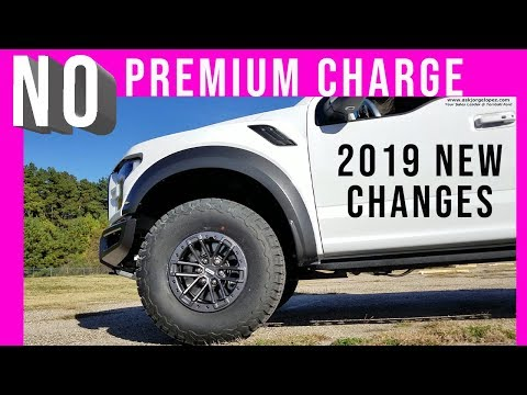 2019 Ford Raptor- New Changes- Are they Worth the upgrade?